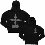 Kingdom Hearts Nobody Cross Hoodie