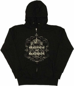 Kings of Leon Crown Hoodie