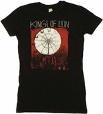 Kings of Leon Ferris Wheel Baby Tee