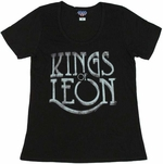 Kings of Leon Name Baby Tee