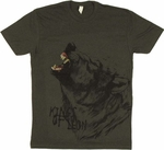 Kings of Leon Wolf T-Shirt Sheer