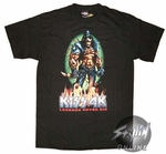 KISS 4K Warrior T-Shirt