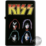 Kiss Faces Lighter