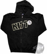 Kiss Hotter Than Hell Hoodie