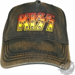 KISS Logo Hat