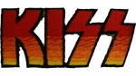 Kiss Name Patch