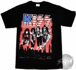 Kiss New York City T-Shirt