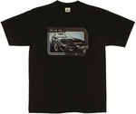 Knight Rider KITT T Shirt