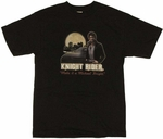 Knight Rider Michael T Shirt
