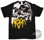 Korn Skull Crawl T-Shirt