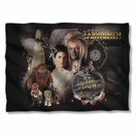 Labyrinth Only Forever Pillow Case