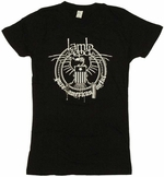 Lamb of God American Metal Baby Tee