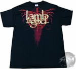 Lamb of God Bones T-Shirt