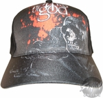 Lamb of God Skull Hat
