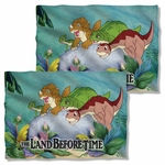Land Before Time Littlefoot Friends FB Pillow Case