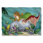 Land Before Time Littlefoot Friends Pillow Case