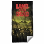 Land of the Dead Poster Towel