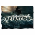 Last Ship Out to Sea Pillow Case