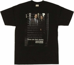 Law and Order SVU T Shirt