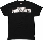League Commissioner T Shirt