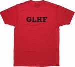 League of Legends GLHF GGWP T-Shirt