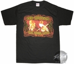 Led Zeppelin 1975 Tour T-Shirt