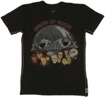Legion of Doom Hall T Shirt Sheer