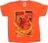 Lego Ninjago Am Kai Orange Juvenile T Shirt
