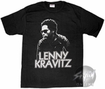 Lenny Kravitz Profile T-Shirt