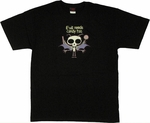 Lenore Evil Needs Candy T Shirt
