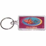 Lilo and Stitch Keychain