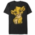 Lion King Chalk Simba T-Shirt