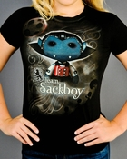 Little Big Planet Sackboy Baby Tee