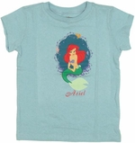 Little Mermaid Ariel Youth T Shirt