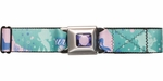 Little Mermaid Part of Your World Seatbelt Mesh Belt