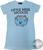 Little Miss Giggles Baby Tee