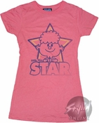 Little Miss Star Baby Tee