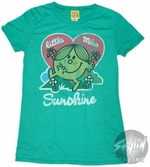 Little Miss Sunshine Baby Tee
