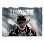 Longmire Sheriff Pillow Case
