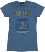 Looney Tunes Cage Free Baby Tee