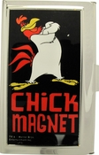 Looney Tunes Chick Magnet Card Case