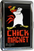 Looney Tunes Chick Magnet Large Card Case