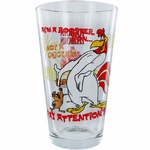 Looney Tunes Foghorn Leghorn Pint Glass