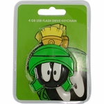 Looney Tunes Marvin Flash Drive Keychain