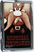 Looney Tunes Original Mustache Large Card Case