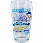 Looney Tunes Road Runner Pint Glass