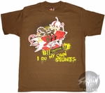 Looney Tunes Stunts Youth T-Shirt