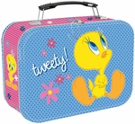 Looney Tunes Tweety Tin Lunch Box