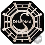 Lost Dharma Symbol Patch