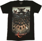 Lost Planet 2 Troops T-Shirt Sheer